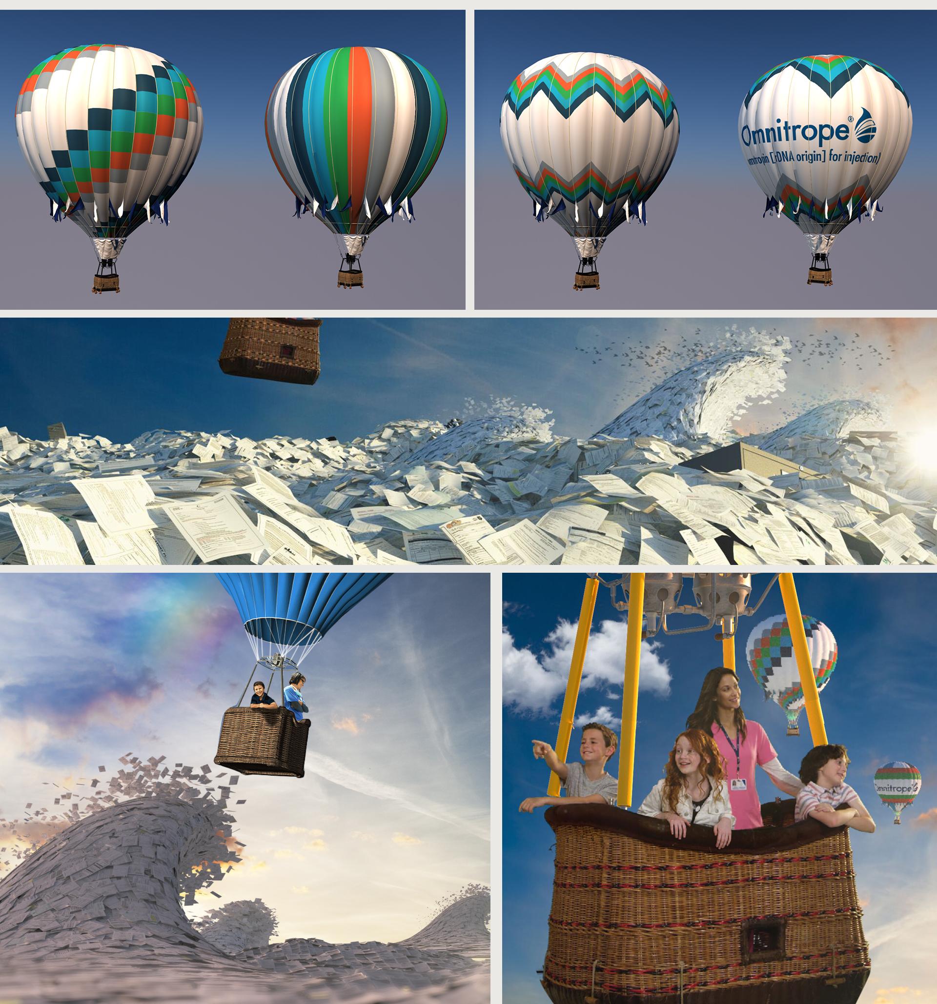 Omnitrope : Balloon