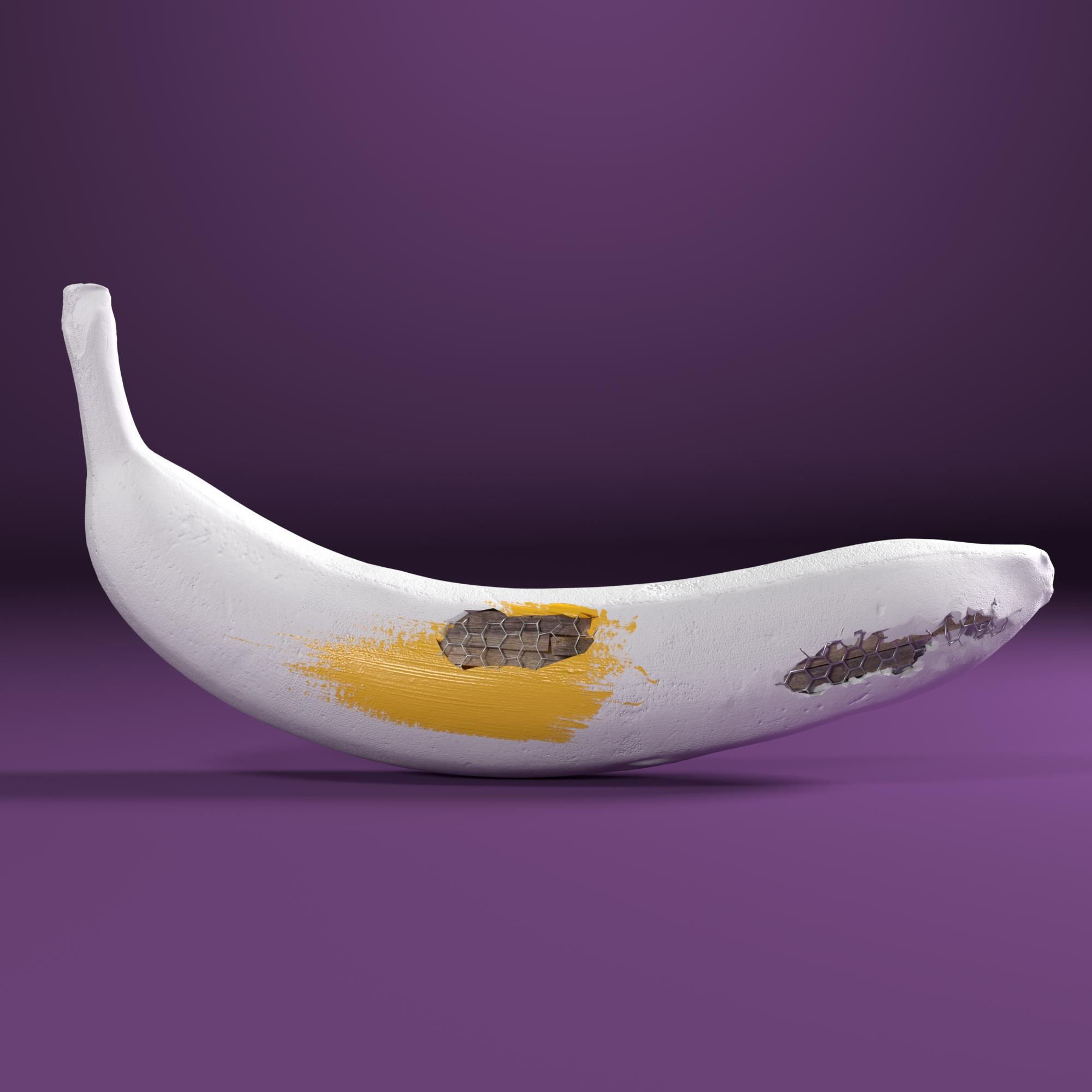 Plaster Banana