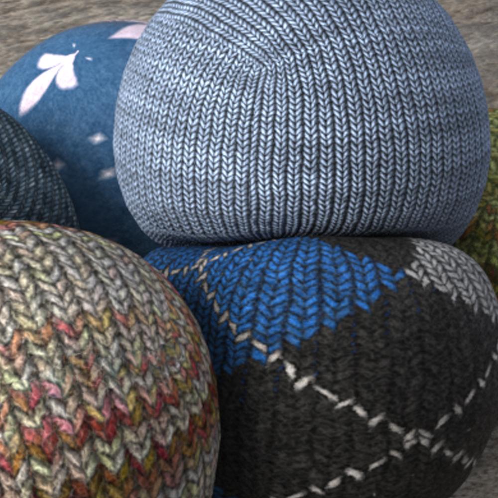 Cloth Balls